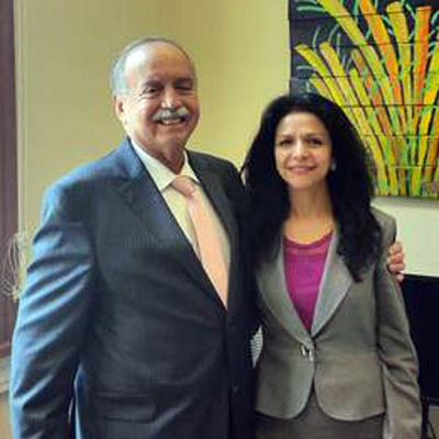 Con-la-panameña-Gisela-Vergara-la-paisana-con-mejor-posición-en-OEA.-Ahora-Asistente-de-Almagro